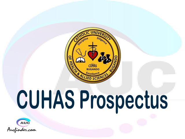 CUHAS prospectus 2021/2022 CUHAS prospectus 2021 pdf CUHAS prospectus postgraduate CUHAS undergraduate prospectus 2021/2022