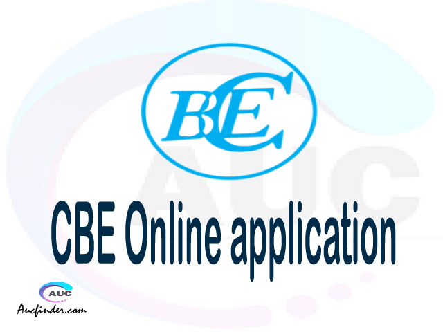 CBE online application, College of Business Education CBE online application, CBE Online application 2021/2022, how to apply at CBE, College of Business Education CBE admission