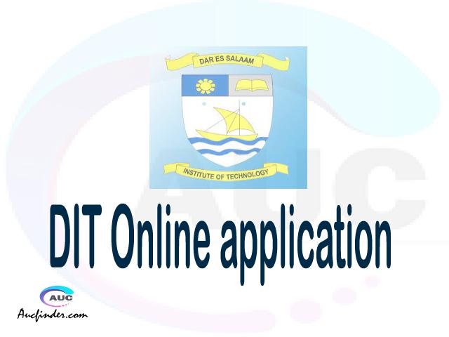 DIT online application, Dar es Salaam Institute of Technology DIT online application, DIT Online application 2021/2022, how to apply at DIT, Dar es Salaam Institute of Technology DIT admission