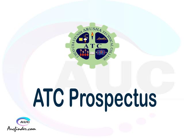 ATC prospectus 2021/2022 ATC prospectus 2021 pdf ATC prospectus postgraduate ATC undergraduate prospectus 2021/2022