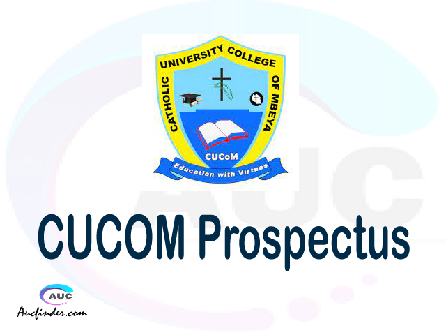 CUCOM prospectus 2021/2022 CUCOM prospectus 2021 pdf CUCOM prospectus postgraduate CUCOM undergraduate prospectus 2021/2022