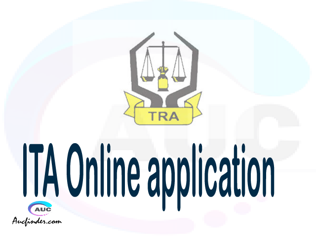 ITA online application, Institute of Tax Administration ITA online application, ITA Online application 2021/2022, how to apply at ITA