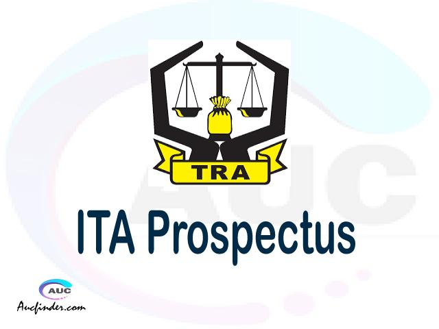 ITA prospectus 2021/2022 ITA prospectus 2021 pdf ITA prospectus postgraduate ITA undergraduate prospectus 2021/2022