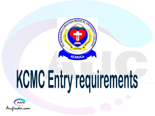 KCMC Admission Entry requirements KCMC Entry requirements Kilimanjaro Christian Medical College Admission Entry requirements, Kilimanjaro Christian Medical College Entry requirements sifa za kujiunga na chuo cha Kilimanjaro Christian Medical College
