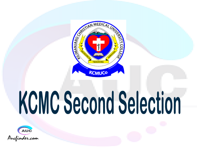 Find KCMC second selection - KCMC second round selected applicants - KCMC second round selection, KCMC selected applicants second round, KCMC second round selected students