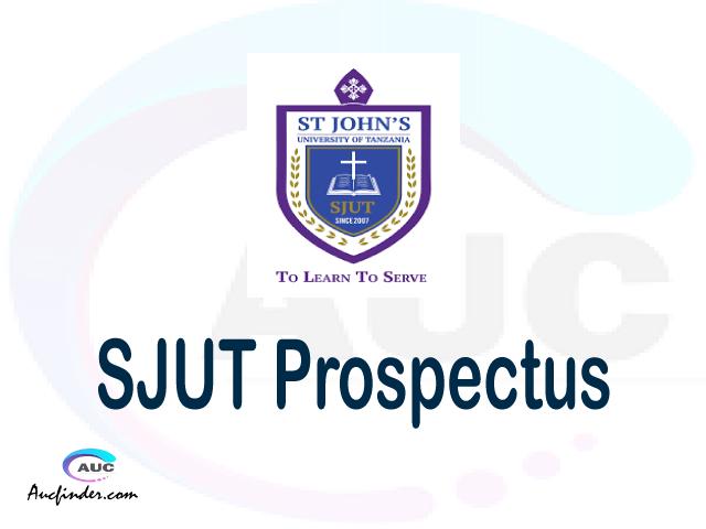 SJUT prospectus 2021/2022 SJUT prospectus 2021 pdf SJUT prospectus postgraduate SJUT undergraduate prospectus 2021/2022