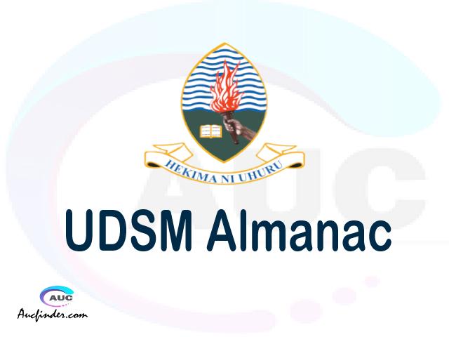 UDSM almanac University of Dar es Salaam almanac University of Dar es Salaam (UDSM) almanac University of Dar es Salaam UDSM almanac Download University of Dar es Salaam almanac