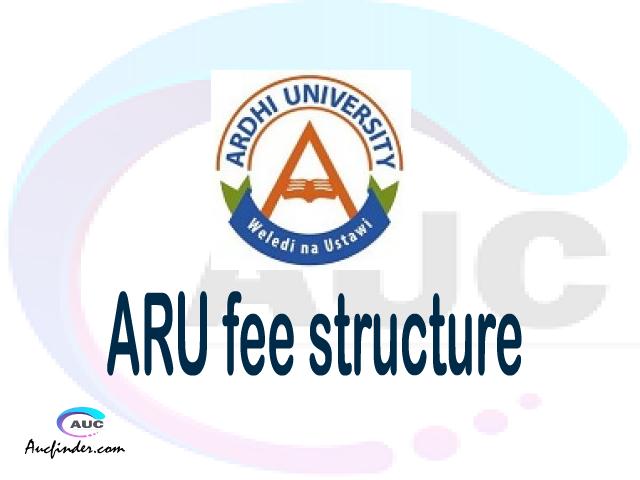 ARU fee structure 2021, Ardhi University fees, Ardhi University fee structure,Ardhi University tuition fees, Ardhi University (ARU) fee structure
