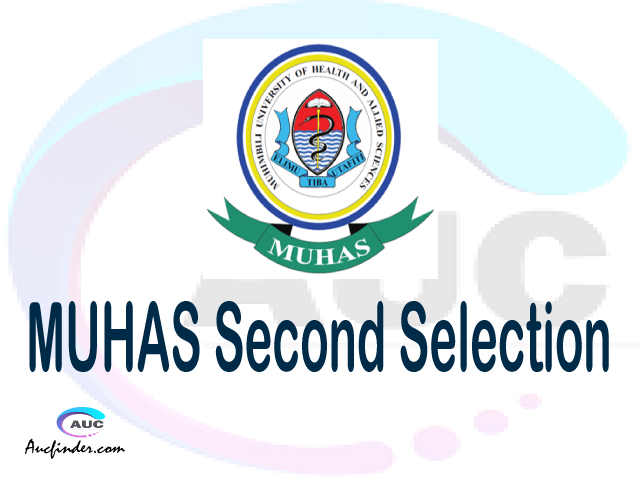 Find MUHAS second selection - MUHAS second round selected applicants - MUHAS second round selection, MUHAS selected applicants second round, MUHAS second round selected students