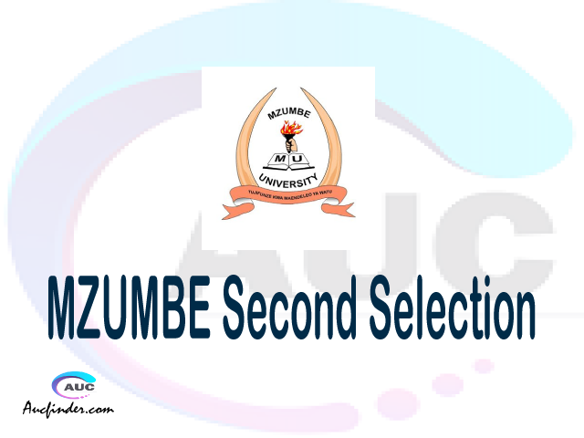 Find MZUMBE second selection - MZUMBE second round selected applicants - MZUMBE second round selection, MZUMBE selected applicants second round, MZUMBE second round selected students
