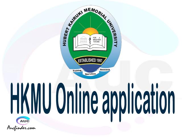 HKMU online application,Hubert Kairuki Memorial University HKMU online application, HKMU Online application 2021/2022, how to apply at HKMU, Hubert Kairuki Memorial University HKMU admission