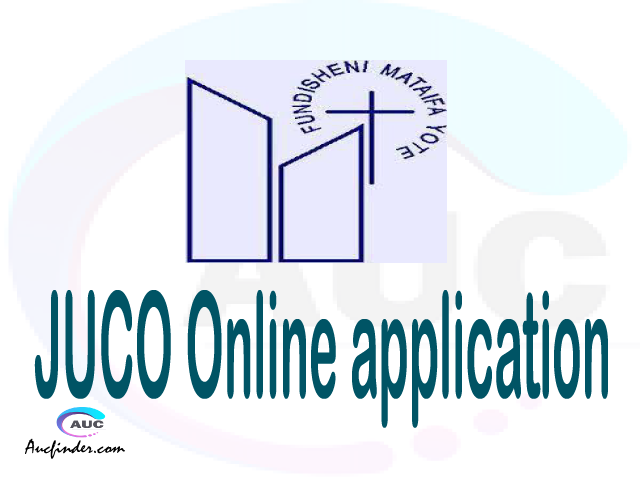 JUCO online application, Jordan University College JUCO online application, JUCO Online application 2021/2022, how to apply at JUCO