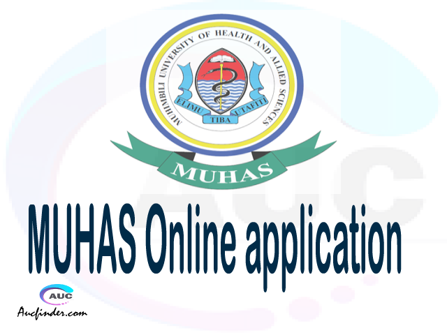 MUHAS online application, Muhimbili University of Health and Allied Sciences MUHAS online application, MUHAS Online application 2021/2022, how to apply at MUHAS, Muhimbili University of Health and Allied Sciences MUHAS admission