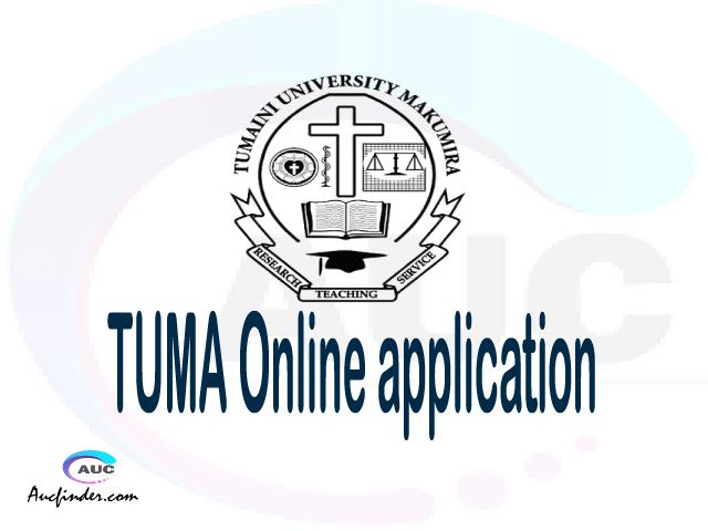 TUMA online application, Tumaini University Makumira TUMA online application, TUMA Online application 2021/2022, TUMA application 2021/2022, Tumaini University Makumira TUMA admission