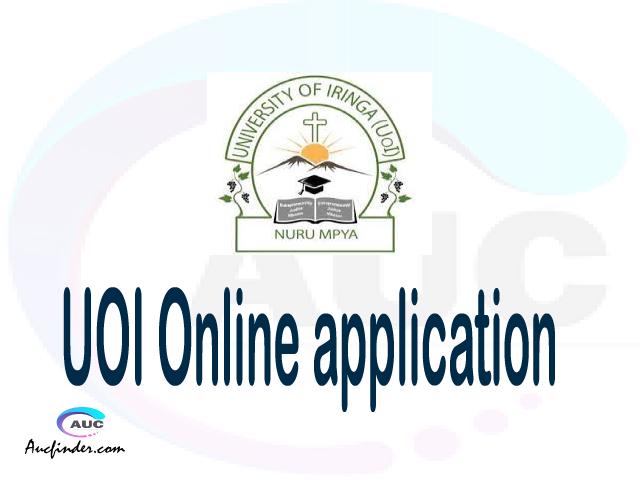 UOI online application