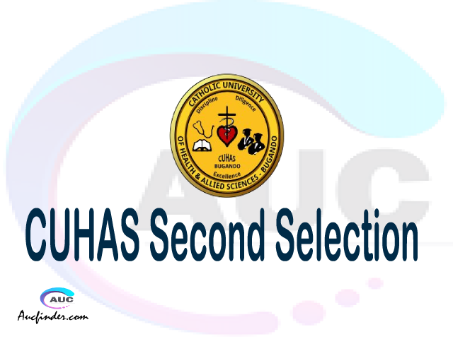 Find CUHAS second selection - CUHAS second round selected applicants - CUHAS second round selection, CUHAS selected applicants second round, CUHAS second round selected students