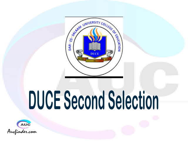 Find DUCE second selection - DUCE second round selected applicants - DUCE second round selection, DUCE selected applicants second round, DUCE second round selected students