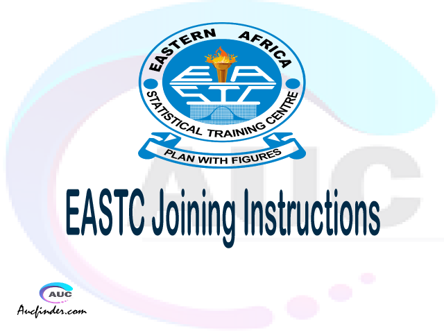 EASTC joining instructions pdf EASTC joining instructions pdf EASTC joining instruction Joining Instruction EASTC Eastern Africa Statistical Training Centre joining instructions