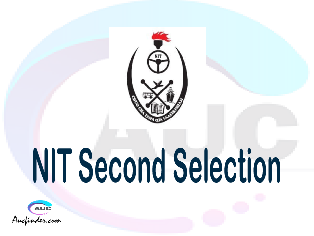 Find NIT second selection - NIT second round selected applicants - NIT second round selection, NIT selected applicants second round, NIT second round selected students