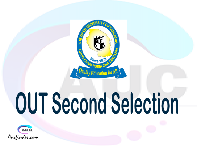 Find OUT second selection - OUT second round selected applicants - OUT second round selection, OUT selected applicants second round, OUT second round selected students