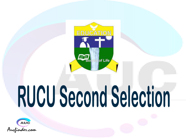 Find RUCU second selection - RUCU second round selected applicants - RUCU second round selection, RUCU selected applicants second round, RUCU second round selected students