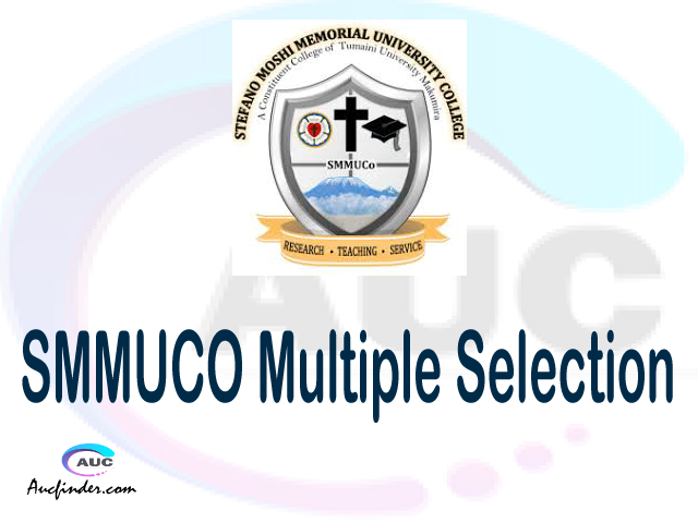 SMMUCO Multiple selection, SMMUCO multiple selected applicants, multiple selection SMMUCO, SMMUCO multiple Admission, SMMUCO Applicants with multiple selection