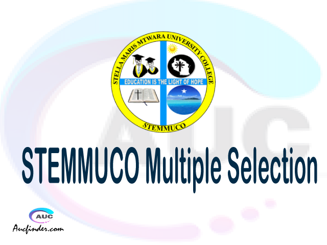 STEMMUCO multiple selected applicants, multiple selection STEMMUCO, STEMMUCO multiple Admission, STEMMUCO Applicants with multiple selection