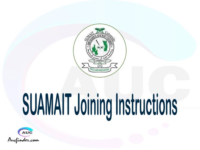SUMAIT joining instructions pdf SUMAIT joining instructions pdf SUMAIT joining instruction Joining Instruction SUMAIT AbdulRahman Al-Sumait University joining instructions