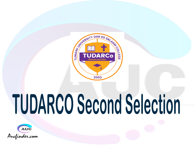 Find TUDARCO second selection - TUDARCO second round selected applicants - TUDARCO second round selection, TUDARCO selected applicants second round, TUDARCO second round selected students