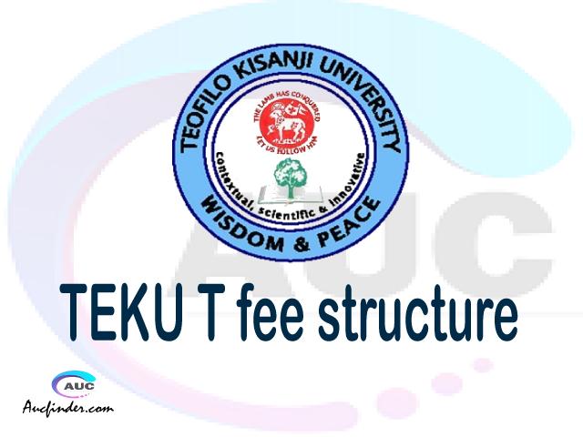 TEKU fee structure 2021, Teofilo Kisanji University fees, Teofilo Kisanji University fee structure, Teofilo Kisanji University tuition fees, Teofilo Kisanji University (TEKU) fee structure