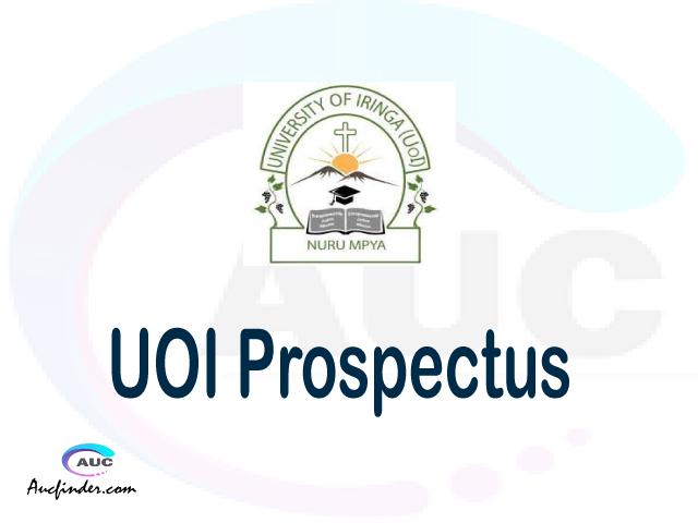 UOI prospectus 2021/2022 UOI prospectus 2021 pdf UOI prospectus postgraduate UOI undergraduate prospectus 2021/2022