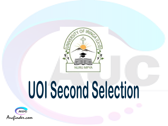 Find UOI second selection - UOI second round selected applicants - UOI second round selection, UOI selected applicants second round, UOI second round selected students