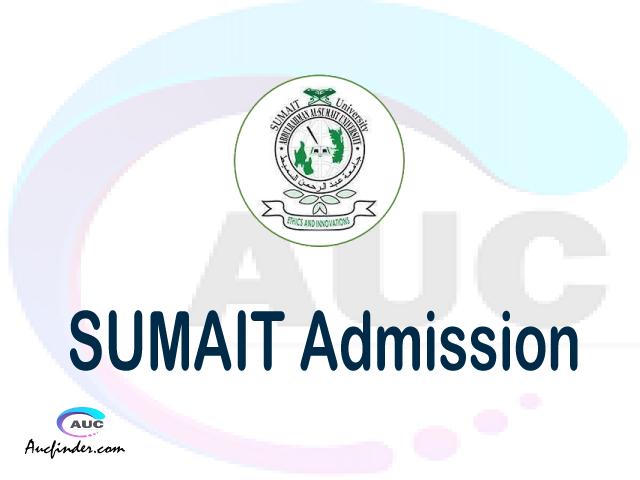 AbdulRahman Al-Sumait University Admission AbdulRahman Al-Sumait University SUMAIT Admission