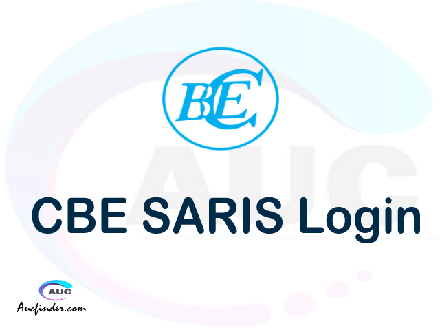 CBE SARIS, College of Business Education Student Academic and Registration Information System, CBE login account My account, CBE login account, CBE login, CBE SARIS CBE login, CBE login to My account Login