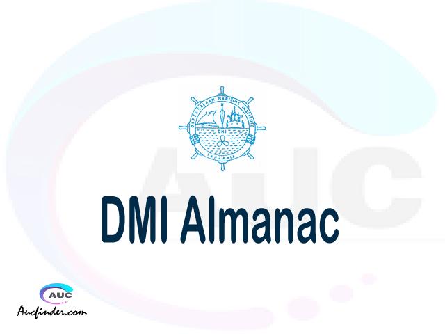 DMI almanac Dar Es Salaam Maritime Institute almanac Dar Es Salaam Maritime Institute (DMI) almanac Dar Es Salaam Maritime Institute DMI almanac Download Dar Es Salaam Maritime Institute almanac