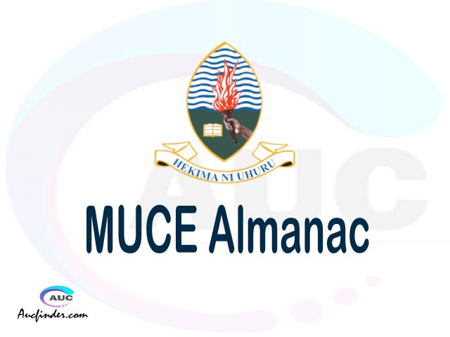MUCE almanac Mkwawa University College of Education almanac Mkwawa University College of Education (MUCE) almanac Mkwawa University College of Education MUCE almanac Download Mkwawa University College of Education almanac