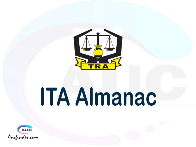 ITA almanac Institute of Tax Administration almanac Institute of Tax Administration (ITA) almanac Institute of Tax Administration ITA almanac Download Institute of Tax Administration almanac