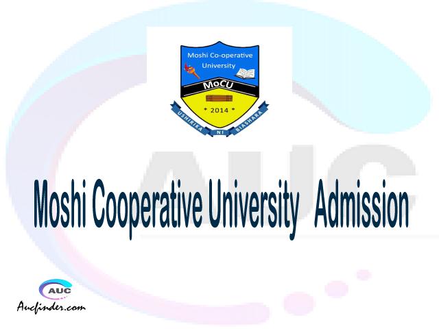 Moshi Cooperative University Admission Moshi Cooperative University MOCU Admission