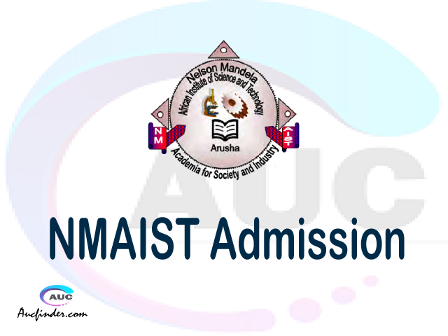 Nelson Mandela African Institute of Science and Technology NMAIST Admission