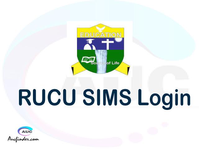 RUCU SIMS, Ruaha Catholic University Student Information Management System, RUCU login account My account, RUCU login account, RUCU login, RUCU SIMS RUCU login, RUCU login to My account Login