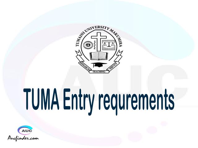 TUMA Admission Entry requirements TUMA Entry requirements Tumaini University Makumira Admission Entry requirements, Tumaini University Makumira Entry requirements sifa za kujiunga na chuo cha Tumaini University Makumira