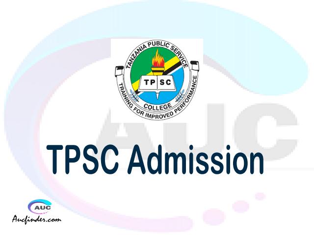 Tanzania Public Service College Dar es salaam Campus Admission Tanzania Public Service College Dar es salaam Campus TPSC Admission
