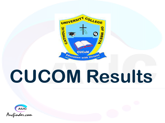 ESRMS CUCOM results, CUCOM ESRMS Results today, CUCOM Semester Results, CUCOM results, CUCOM results today