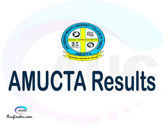 OSIM AMUCTA results, AMUCTA OSIM Results today, AMUCTA Semester Results, AMUCTA results, AMUCTA results today