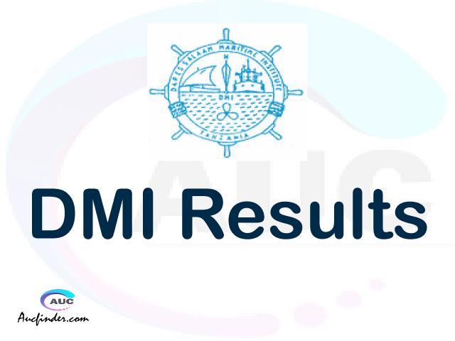 OSIM DMI results, DMI OSIM Results today, DMI Semester Results, DMI results, DMI results today