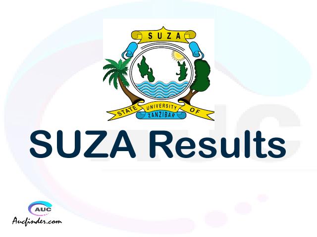OSIM SUZA results, SUZA OSIM Results today, SUZA Semester Results, SUZA results, SUZA results today