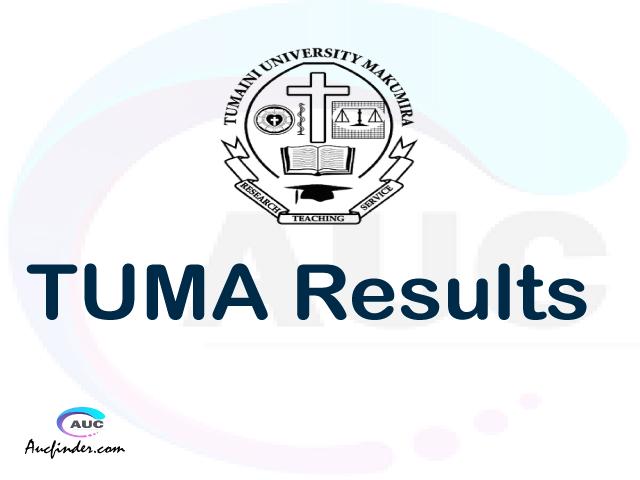 OSIM TUMA results, TUMA OSIM Results today, TUMA Semester Results, TUMA results, TUMA results today