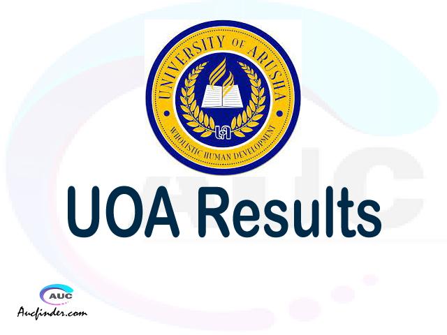 OSIM UOA results, UOA OSIM Results today, UOA Semester Results, UOA results, UOA results today