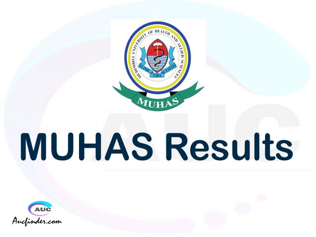 SARIS 2 MUHAS results, MUHAS SARIS 2 Results today, MUHAS Semester Results, MUHAS results, MUHAS results today