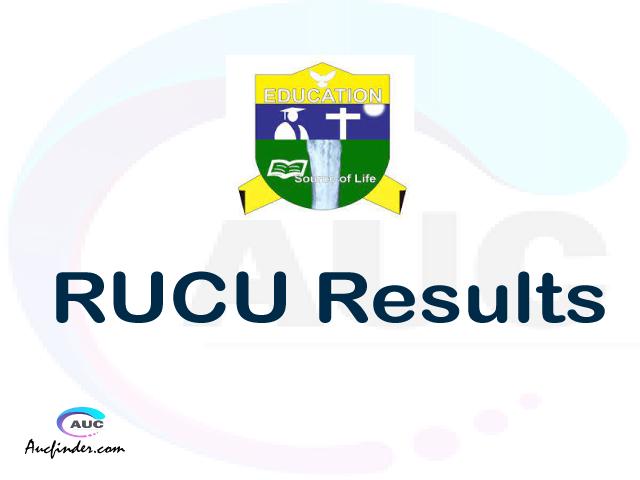 SIMS RUCU results, RUCU SIMS Results today, RUCU Semester Results, RUCU results, RUCU results today